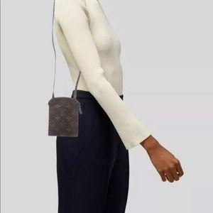 Louis Vuitton Pochette Secret Compartment bag Rare